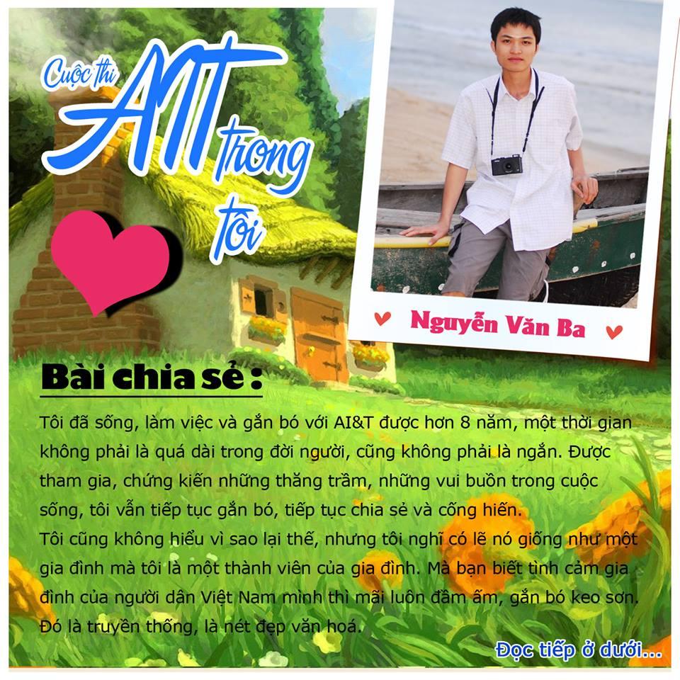 Nguyễn Văn Ba